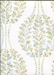 Mirabelle Wallpaper Versailles 2702-22739 By A Street Prints For Brewster Fine Decor